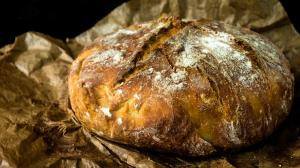 24-hour sourdough bread (without a starter)