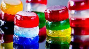 euro 2016 : vodka cocktail jelly shots