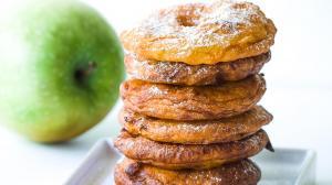 rondelles de pommes frites