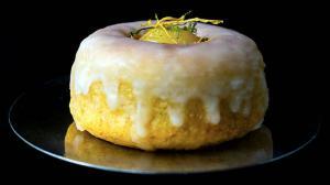 gâteaux aux citrons jaune & vert & huile d'olive