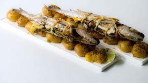 Poisson entier grill au four merlan icookstuff - Recette poisson grille au four ...